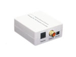 Digital to Analog audio Converter with 3.5mm audio
