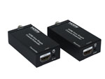 HDMI Extender 100M over single coaxial With IR