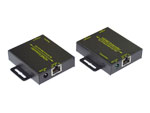 50M HDMI Extender over Single Ethernet Cable with HDMI Local Loop Power Over Ethernet POE