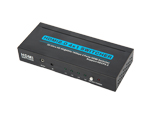 HDMI Switch 4x1 4K@60HZ HDMI 2.0 HDCP 2.2 4Kx2K 1080P 3D 4 Input to 1Output